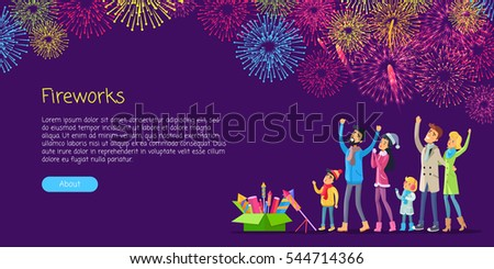 fireworks adults and children