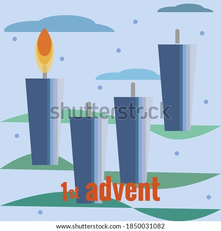 first sunday of advent four