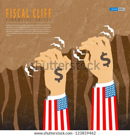 Fiscal cliff financial crisis