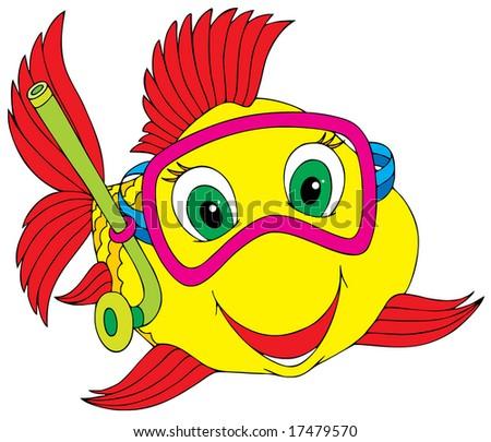 Fish diver