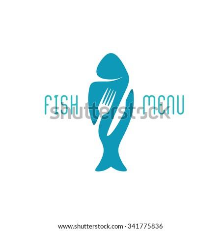 fish food restaurant menu title