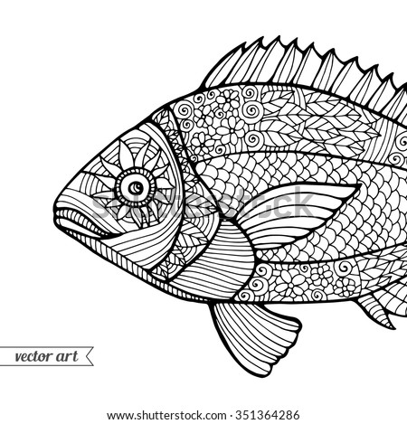 fish  ornamental graphic fish
