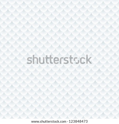 fish scale abstract seamless vector background