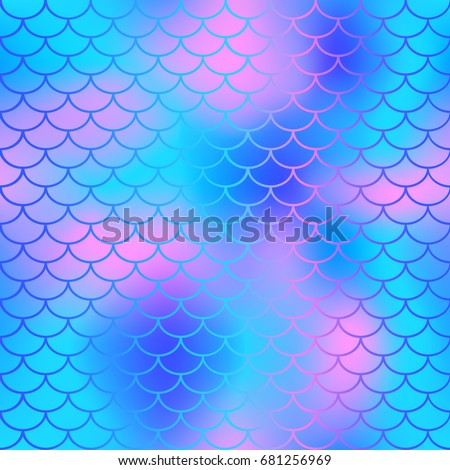 fish scale texture vector