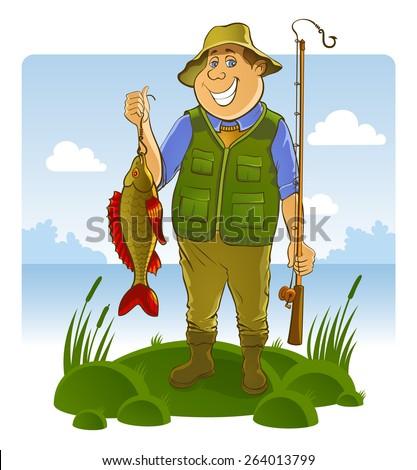 рыбалка eps