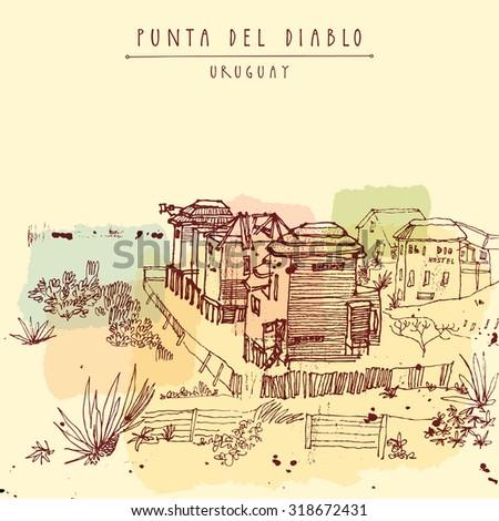 fisherman village of punta del