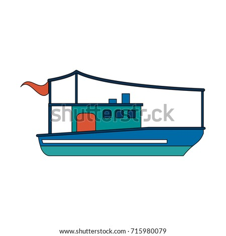 fishing boat icon image