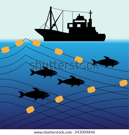 fishing industry background