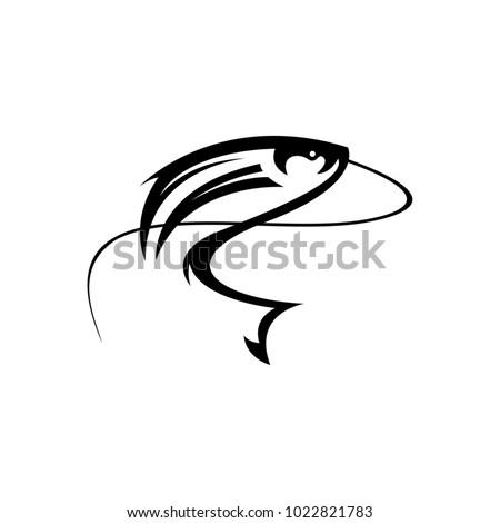 Fishing Logo Icon