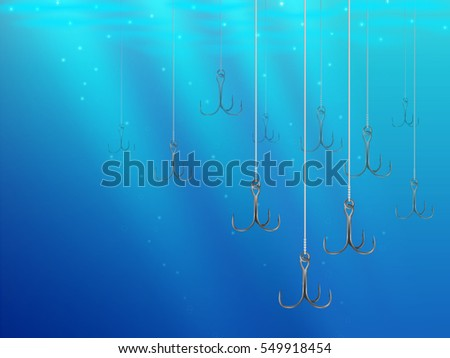 fishing lures backgrounds