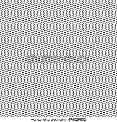 Fishing net vector seamless pattern. Rope marine background, illustration of fishnet