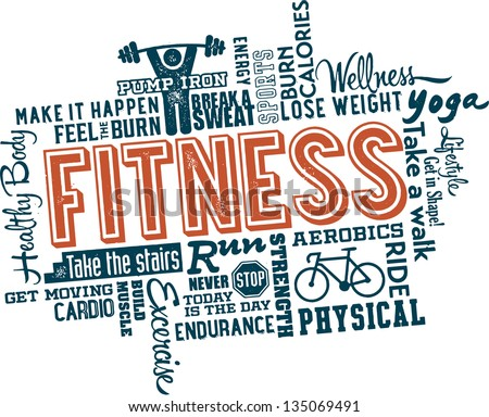 fitness and healthy exercise