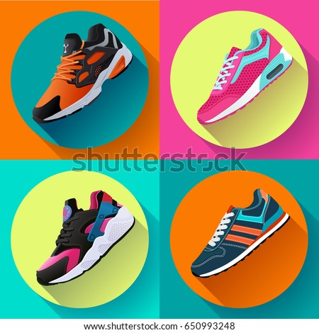 fitness sneakers shoes for
