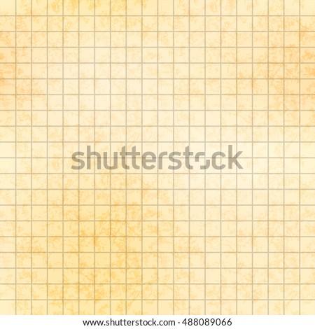 five millimeter grid on old