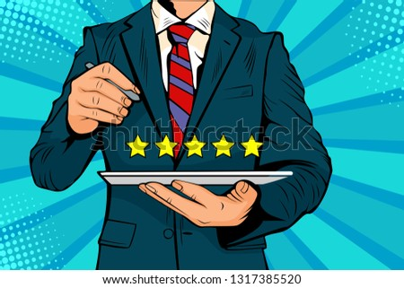 five stars rating quality