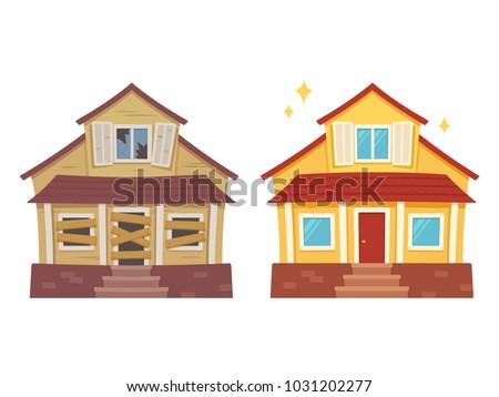 fixer upper home renovation