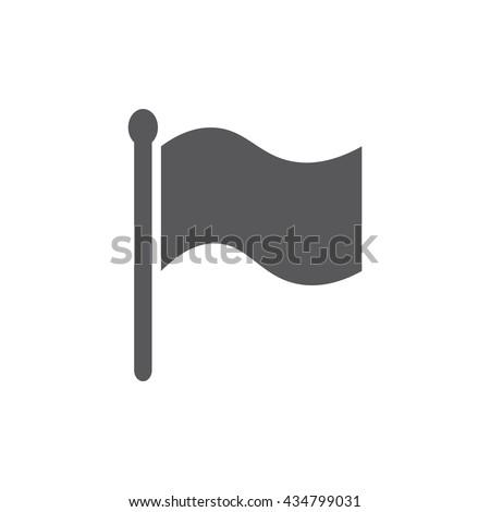 Flag Icon, Vector