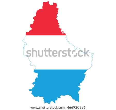 Free Luxembourg Map Vector Download Free Vector Art Stock - Luxembourg map vector