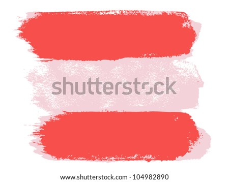 Flag of Austria, vector illustration