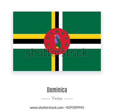 flag of dominica flag of