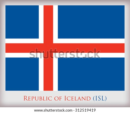 flag of icelandiceland flag