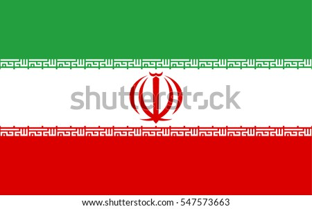 flag of iran flag