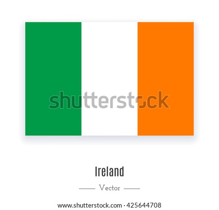 flag of ireland flag of