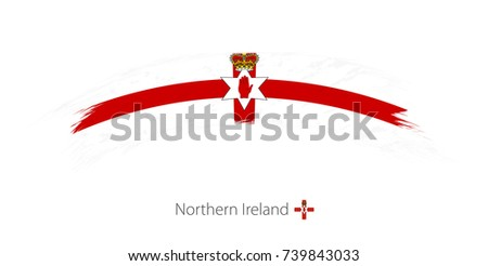 flag of northern ireland in