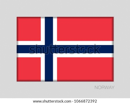 flag of norway national ensign