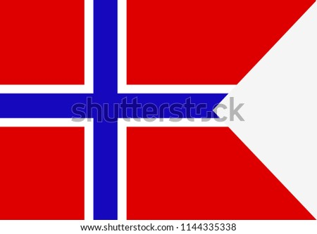 Norway Independence Day Patriotic Design National Colors Of The