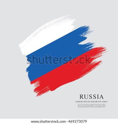 flag of russia russian flag