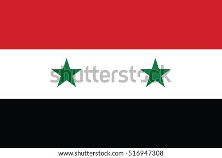 flag of syria flag of syria
