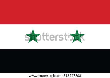 flag of syria flag of syria