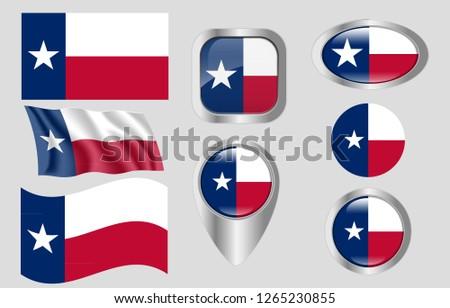 Flag of Texas #1265230855