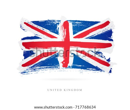 flag of the great britain