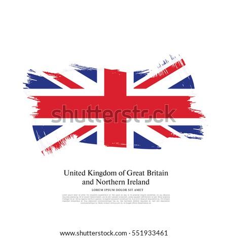 flag of the united kingdom of