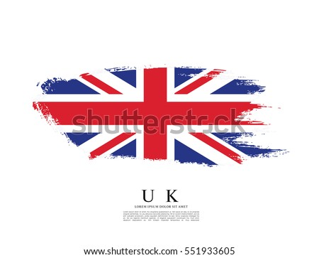 flag of the united kingdom of