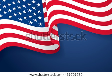 Flag of the United States #439709782
