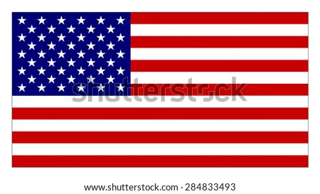 Flag of the United States of America #284833493