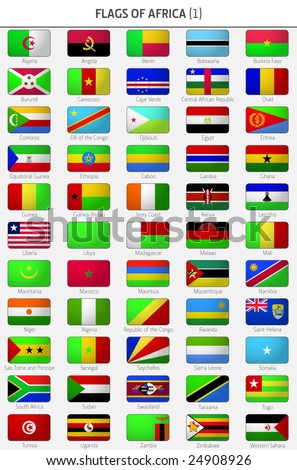 maps of african countries. description map of country