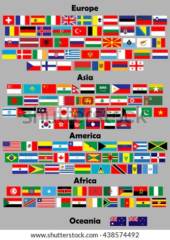 flags of the world 140 correct
