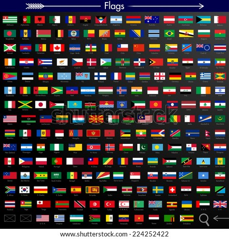Flags of the World Official Size and Colors &gt Best Quality&lt