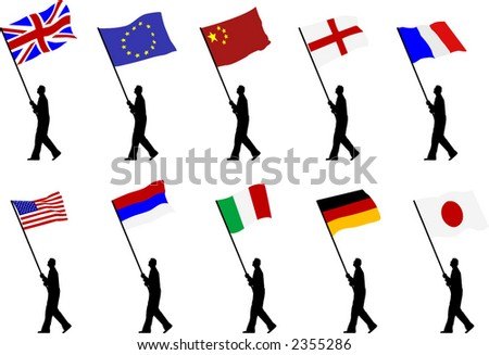 flags vector #2355286