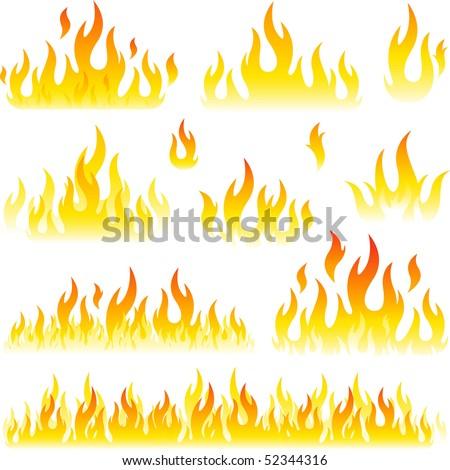 flame symbols