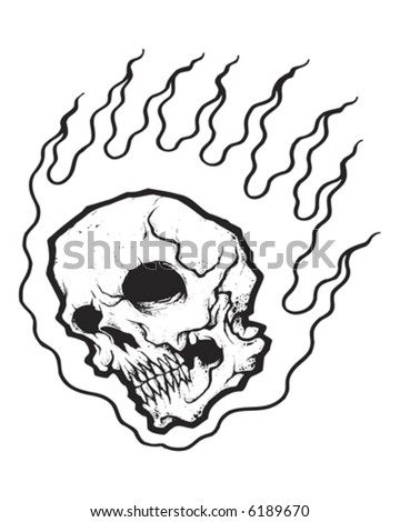 custom skull tattoos. custom skull tattoos.