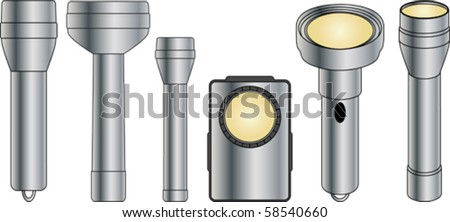 Flashlight collection