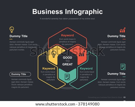 Venn diagram vectors download free vector art stock graphics images flat business presentation vector slide template with hexagon venn diagram ccuart Gallery