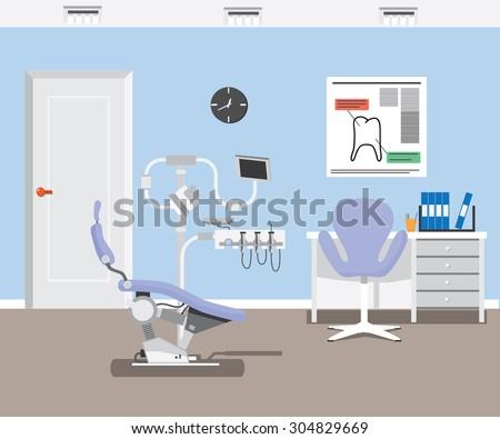 flat dentist office