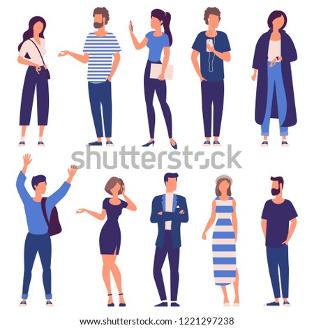stock-vector-flat-design-trendy-color-vector-people-set-different-characters-styles-and-professions-ready-to