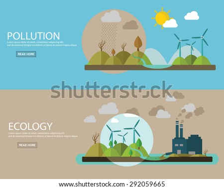 ecology organic pollution
